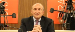 Gérard Collomb sort du bois : il sera candidat à Lyon en 2020