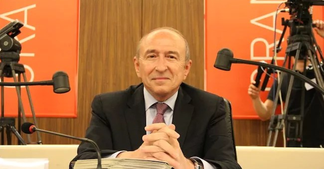 Métropole de Lyon : Gérard Collomb tarde à ouvrir le débat au conseil communautaire