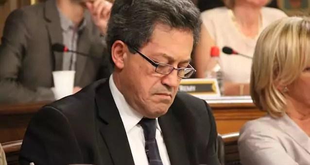 Georges Fenech, député et figure de la droite, en difficulté sur la 11e circo du Rhône