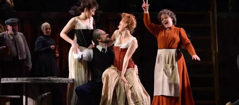 [Vidéo] Pour le festival Benjamin Britten à l'Opéra de Lyon, «on nous oblige à porter la barbe»