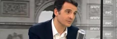 Piolle sur BFM TV revient sur ses propos relatifs à la vidéosurveillance à Grenoble.