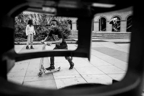 Skate HDV