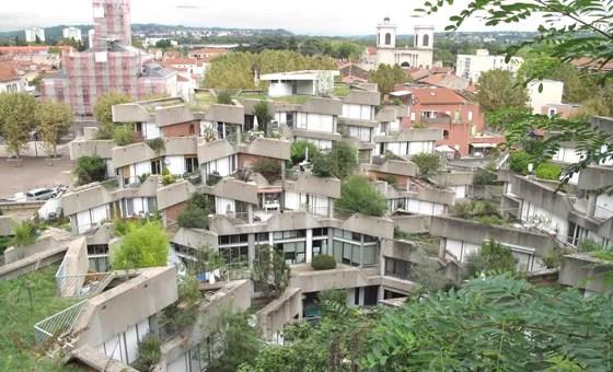 Logements «Les Etoiles» à Givors, la contestation du productivisme