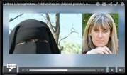 """Image tirée du """"reportage"""" sur Sainte-Foy-les-Lyon par BFM-TV."""