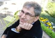 Orhan Pamuk, invité des Assises du Roman 2014 à Lyon.