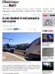 «Je suis cheminot à la SNCF et voici pourquoi je suis en grève»