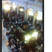 rassemblement synagogue