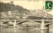 Pont d'Ainay entier Lyon