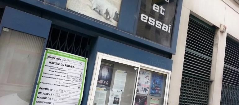 Cinéma La Fourmi à Lyon : l'Institut Lumière mène son chantier