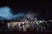 Le Vaisseau fantôme, Wagner, à l'Opéra de Lyon. Crédit : Jean-Louis Fernandez