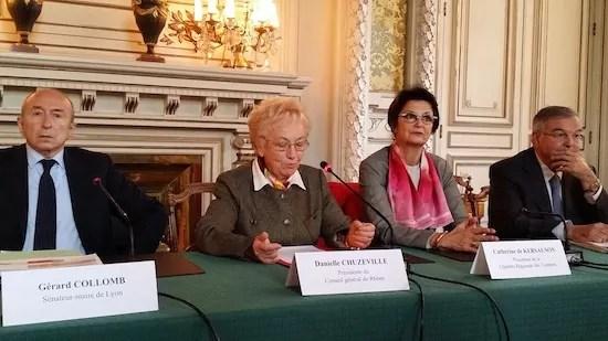 La Métropole de Lyon avance financièrement… mais moins socialement