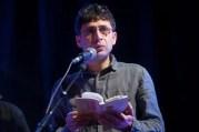 Anas Alaili, poète.