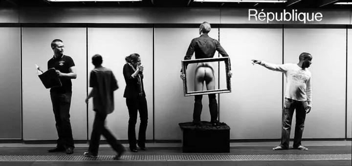 Visitez les stations de métro de Lyon avec de superbes photos «à la lettre»