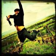 Benjamin Poussardin aime le vin. Et il le dit sur son blog, sur Rue89Lyon.