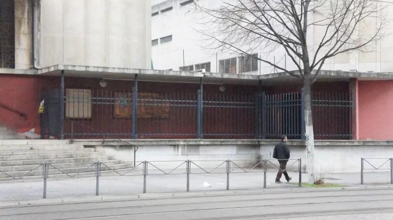 Eglise Saint Michel 45 Avenue Berthelot. Crédit GB/Rue89 Lyon.