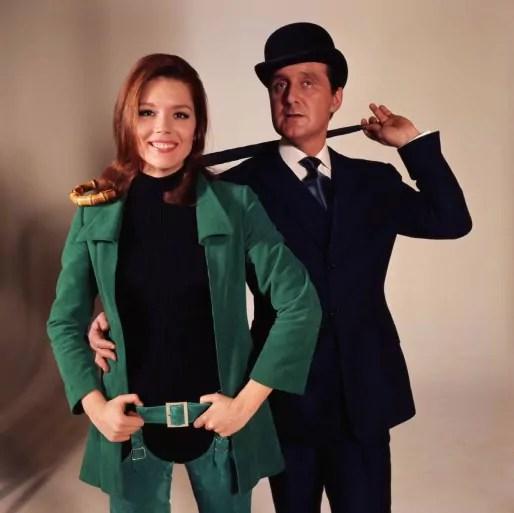 Emma Peel & John Steed, saison 5.