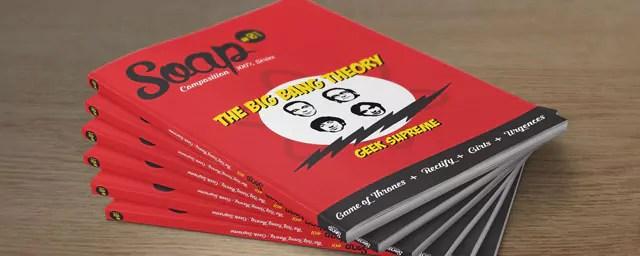 Magazine Soap : «La série TV est avant tout un bien culturel de masse»