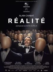 Affiche film Réalité - Quentin Dupieux