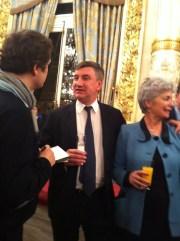 Christophe Guilloteau, représentant de la victoire de l'UMP dans le Rhône ce dimanche 29 mars. Crédit : Rue89Lyon.