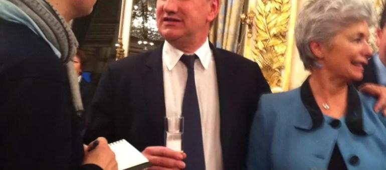Le département du Rhône a élu son président : l'UMP Christophe Guilloteau