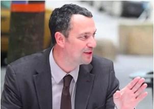 Le maire de Montélimar, leader de l'UDI aux régionalesen Rhône-Alpes-Auvergne