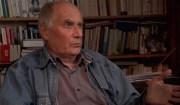 "François Maspero. Capture d'écran du film ""François Maspero, les chemins de la liberté""."