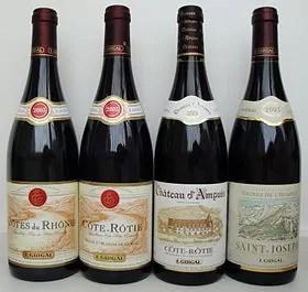 Les vins de Guigal bannis par un restaurateur parisien parce que non bio