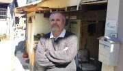 """Christian Luciani, président de l'association """"Vivre en Chambaran"""". ©LB/Rue89Lyon"""