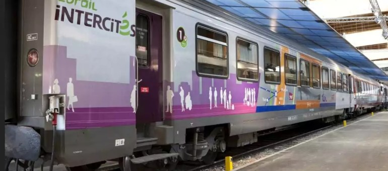Rhône-Alpes/Auvergne : des trains Intercités amenés à disparaître ?
