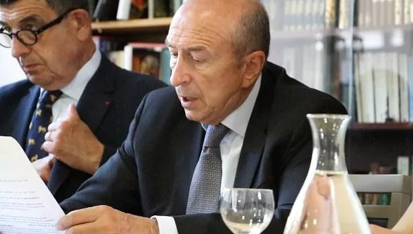 Gérard Collomb hospitalisé à Grenoble suite à une embolie pulmonaire