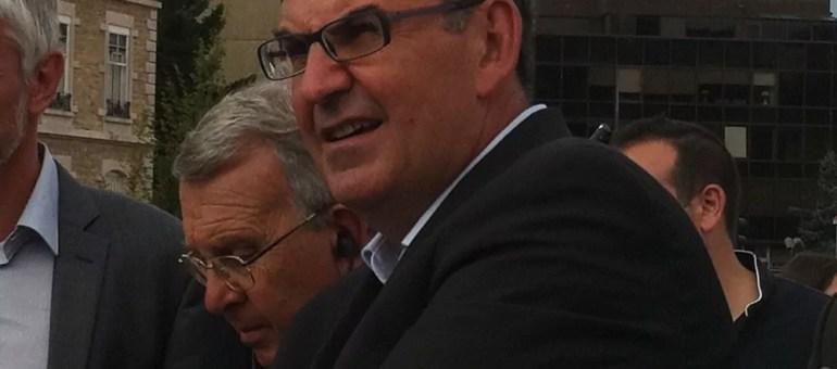 Métropole de Lyon : la rentrée politique par petites touches de David Kimelfeld