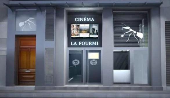 Le cinéma La Fourmi rouvre ses portes ce mercredi