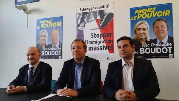 Action anti-Roms près de Lyon : le FN sous-traite l'activisme aux identitaires