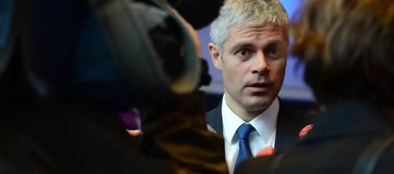 Régionales : Laurent Wauquiez reprend sa campagne avec 45 millions d'euros pour la sécurité