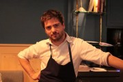 Mathieu Rostaing-Tayard, le chef du Café Sillon à Lyon