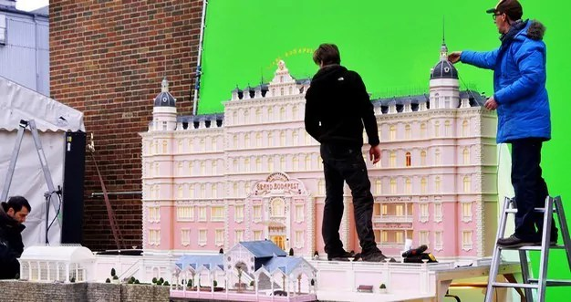 Wes Anderson, en format miniature à Lyon