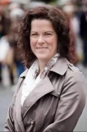 Sheila Mac Carron, élue d'opposition au conseil général du Rhône, claque la porte du PS. DR