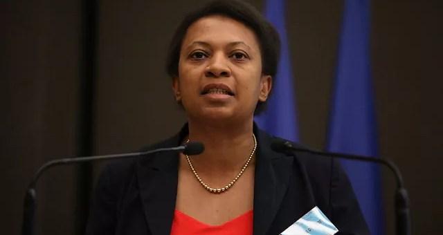 Hélène Geoffroy, députée maire de Vaulx-en-Velin, entre au gouvernement