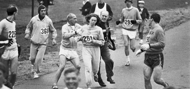 Le documentaire «Free to run», ou quand les femmes n'avaient pas le droit de courir