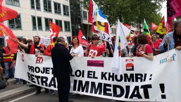 Les 10 leçons du mouvement social contre la loi travail à Lyon