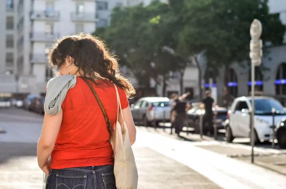Agnès a longuement bataillé pour pouvoir se marier avec Emmanuel. ©Gian