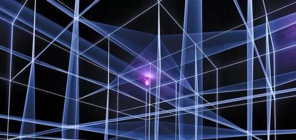 À l'IAC de Villeurbanne, sciences et art bousculent votre perception de l'espace