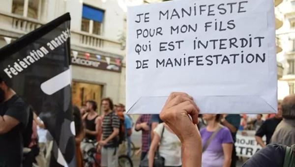 Loi travail : le préfet interdit à 18 personnes de manifester à Lyon
