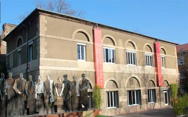 Le Nouvel Institut Franco-Chinois se situe 2 Rue Sœur Bouvier à Lyon. © Capture d'écran Google Map.