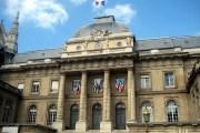 Le Palais de justice de Paris qui abrite la Cour de Cassation CC Wally Gobetz