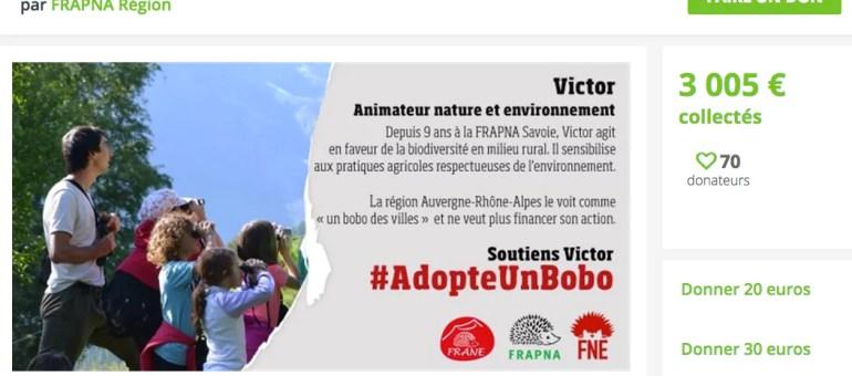«Adopte un bobo», la collecte de fonds d'une asso dégraissée par Laurent Wauquiez