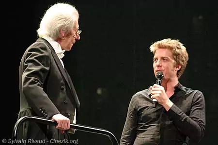 Au Grand Rex en 2007, Schifrin reprenait le thème de Dirty Harry avec Kyle Eastwood à la basse.