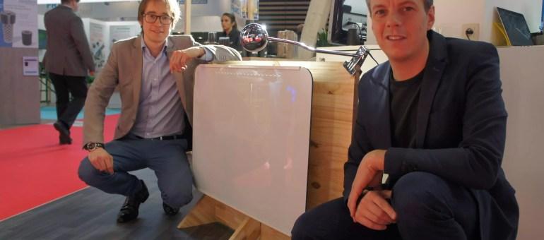 Radiateur connecté et toilettes sèches publiques : deux innovations du salon Pollutec qui pourraient changer votre quotidien