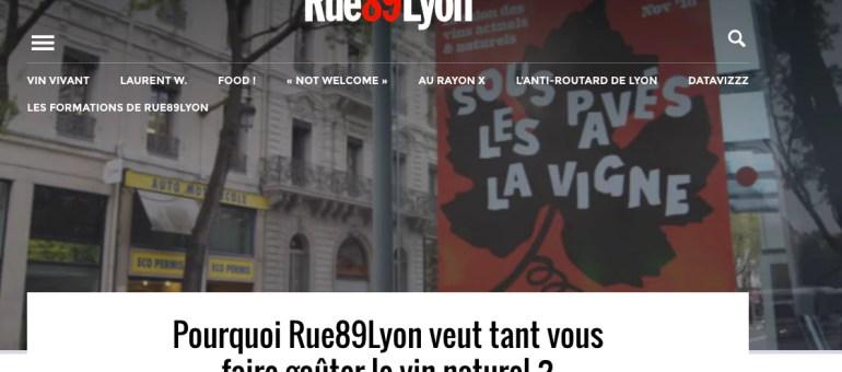 Rue89Lyon a cinq ans, ou le média local sous l'ère Trump