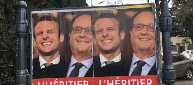 Le dernier des hollandais se tourne vers… Emmanuel Macron